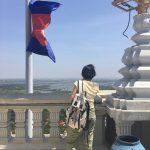 カンボジアから帰ってきました。